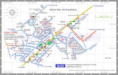 map teamflare+biz Jumaat yang penuh Informasi....