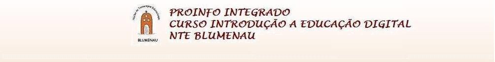 PROINFO INTEGRADO - NTE BLUMENAU