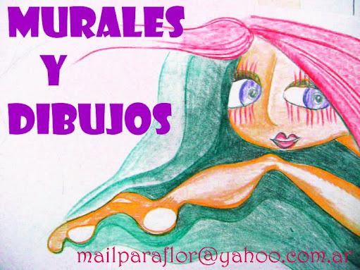 MURALES Y DIBUJOS