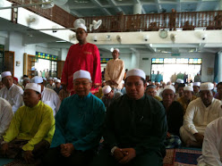 Bersama Dato Hassan Ali