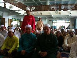 Bersama Dato Hassan Ali