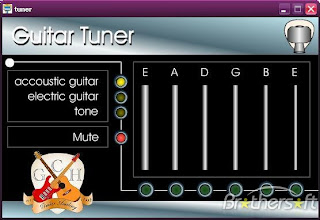 Download Free Guitar Tuner 1.50