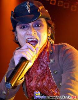 Foto Andi Rif saat konser