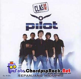 Pilot Sepanjang Hidupku | Kunci Gitar Lirik Lagu