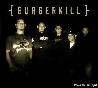 Burgerkill ft Fadly Tiga Titik Hitam