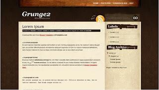 Image Free Templates Grunge2