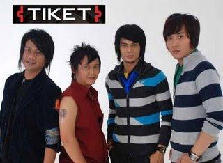 Foto dan Cover Tiket Band