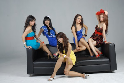 Foto Hot & Sexy G-String Dibalik Layar (Honey Bunny Sweety)