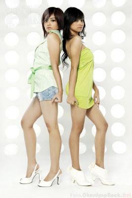 Foto T2 di Majalah FHM