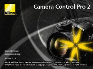 Nikon Camera Control Pro v2.7.1
