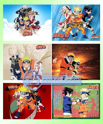 wallpaper Film Kartun Naruto terbaru