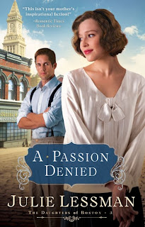 Passion Denied cover