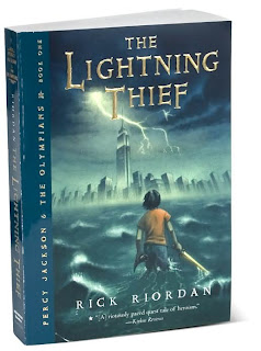 Lightning Thief cover