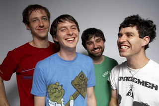 Animal Collective (picture from animalcollective.org)