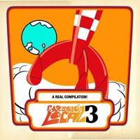 Carátula Tercer CD