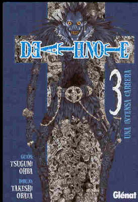Portadas del Manga Deathnote3