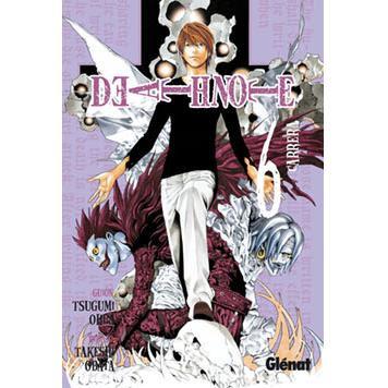 Portadas del Manga Deathnoten6