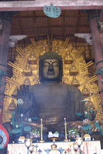 The Bronze Buddha of Nara