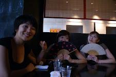 Mikuru, Tomoko and Chikako