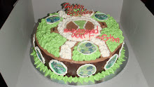 Kek Harijadi - Edible Image