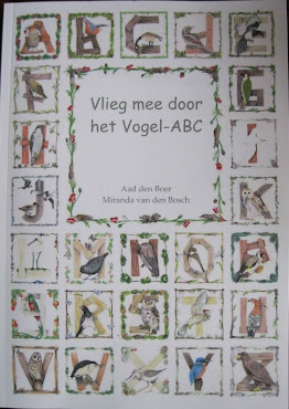 vlieg mee door het vogel ABC [my book about birds]