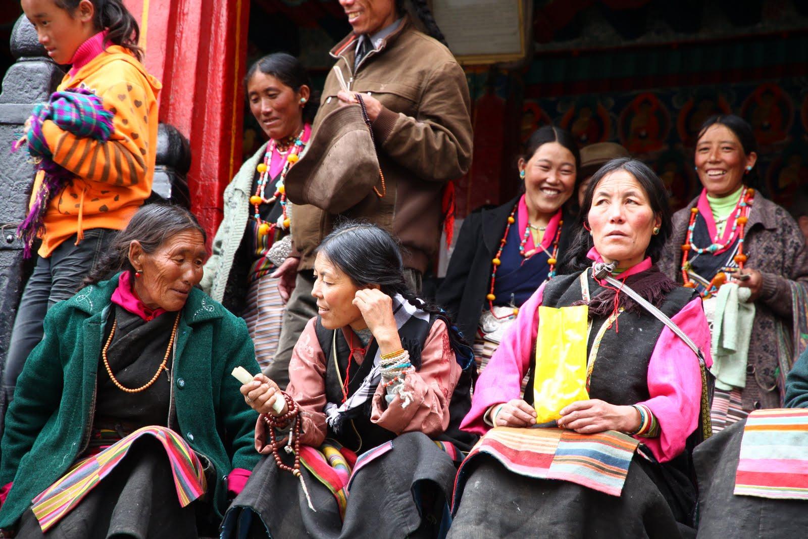 Life in tibet tibet in pictures