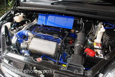 dunia keretaku proton exora turbo