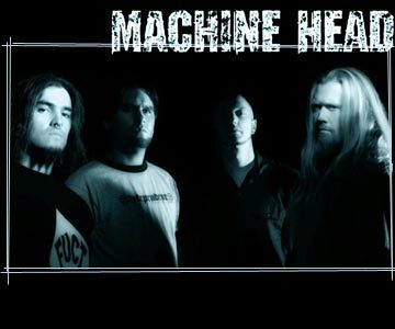 Machine Head 18 de Novembro Porto Machine_head