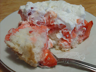 Cooking With The Preacher's Wife: DIET SODA CAKE w/ FRESH STRAWBERRIES ...