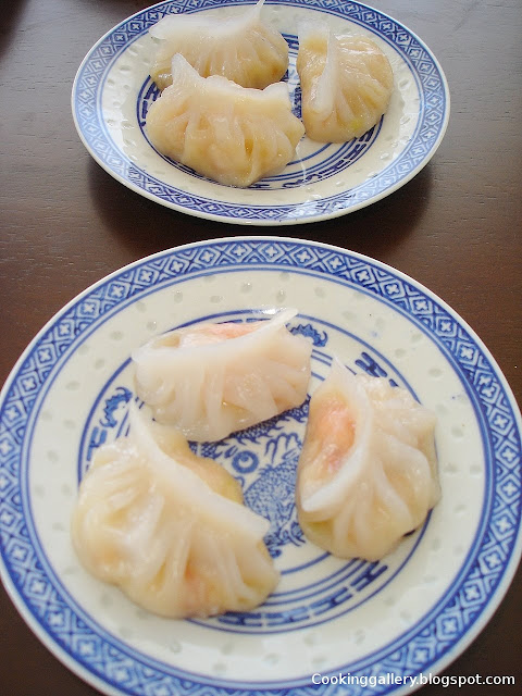 how to make crystal dumplings