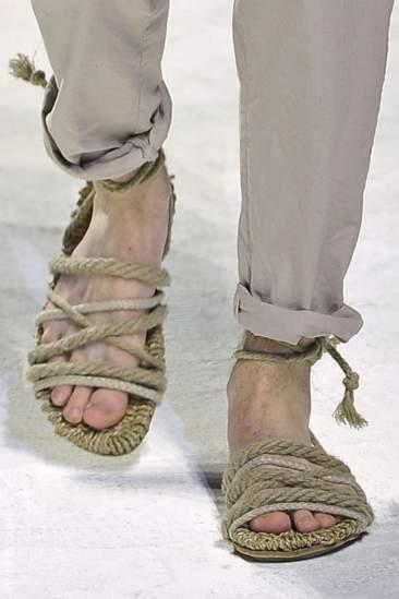 Nu Fangled: Men's S/S 2011 Footwear Recap