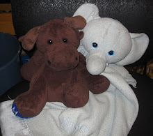Moosey and Mr. Elephant