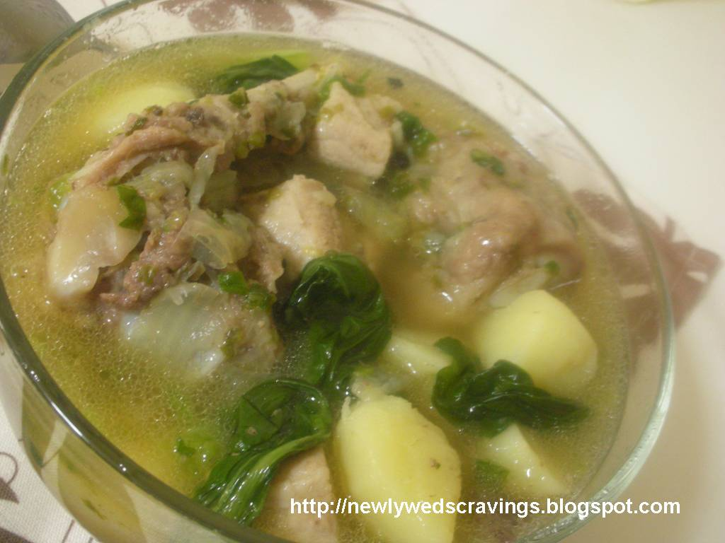 Baboy http://newlywedscravings.blogspot.com/2010/05/nilagang-baboy-boiled-pork-with.html
