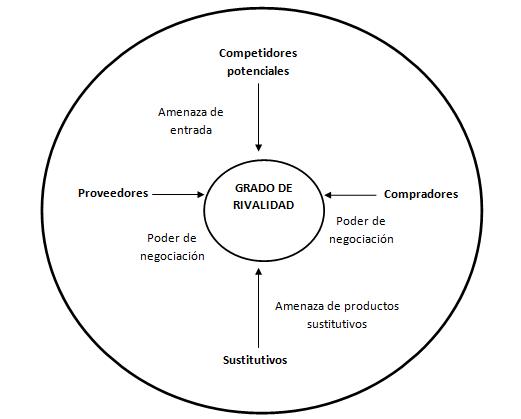 Temas de administraci n de empresas el entorno for W de porter ortopedia