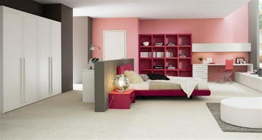 #4 Pink Bedroom Design Ideas