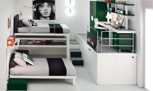 Uzumaki Interior Design Funtastic Cool Bunk Beds And Lofts For Kids And Teen