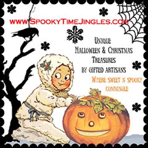 Please visit Spooky Time Jingles~Premier Marketplace for Original Holiday Art!