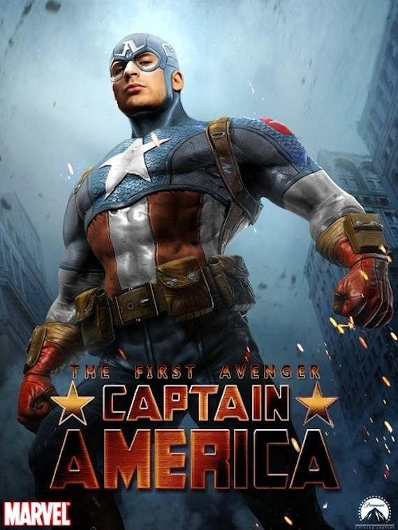 Captain America:The First Avenger