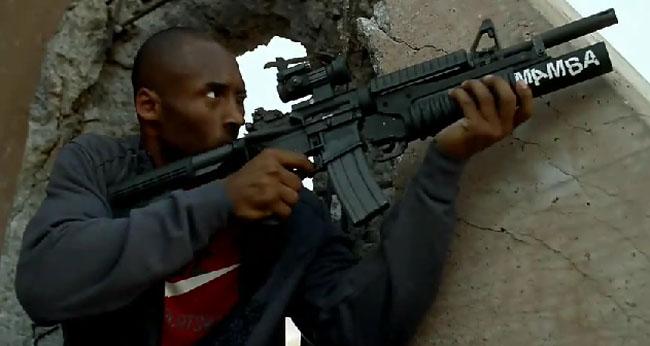 black ops. Call of Duty Black Ops: Kobe