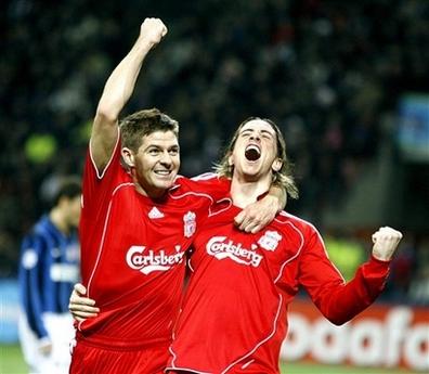 Steven Gerrard x26amp; Fernando