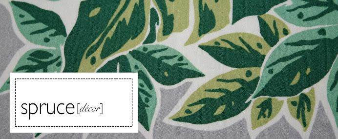 spruce [décor]