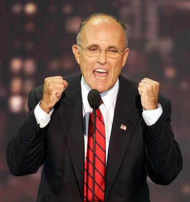 rudolph giuliani. Giuliani to be McCain#39;s VP
