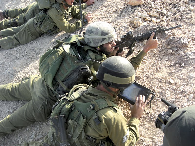 Let's make some Orphans! - Knochensacks IDF-Projekt für FoF (Rebuild!) Golani%27s%2Bcommand%2Band%2Bcontrol%2Bsystem