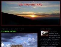 clique em cima da imagem para ver o blogue um provinciano!