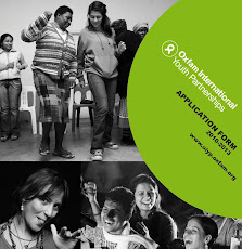 OXFAM Official Web Site