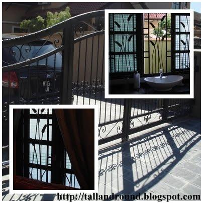 Balcony grills malaysia joy studio design gallery best for Balcony design ideas malaysia
