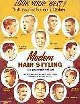 Barber Shop Haircut Chart Short Hairstyle 2013