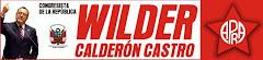 Wilder Calderón.  Edición Descentralizada