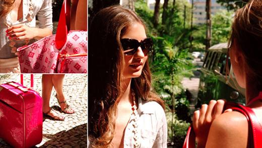 Beach collection Louis Vuitton summer 2009