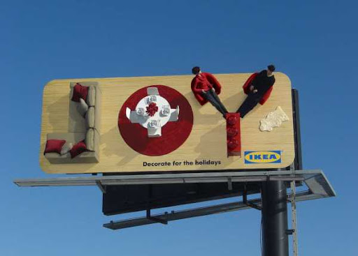 IKEA: Decorate for the holidays